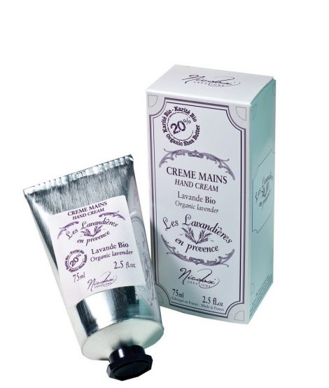 Purelavender.ro - Crema de maini lavanda 75 ml Nicolosi Creation