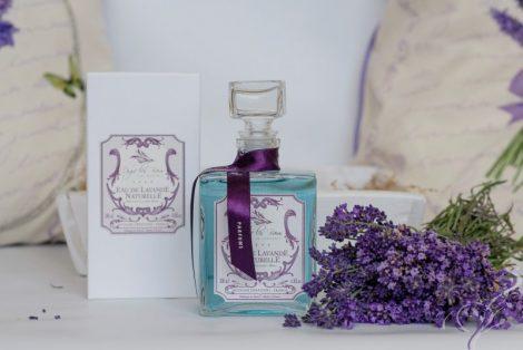 Apa naturala lavanda - Nicolosi Creation - 200 ml